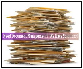 Need Document Management